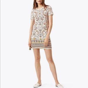 Tory Burch Hicks garden cotton dress size S NWT